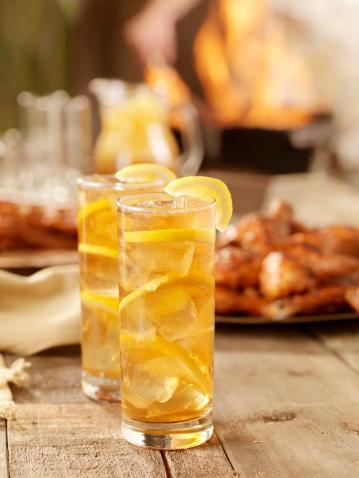 Ice Tea「Iced Tea and BBQ Chicken」:スマホ壁紙(3)