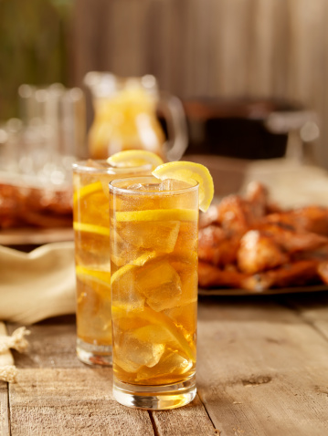 Ice Tea「Iced Tea and BBQ Chicken」:スマホ壁紙(1)