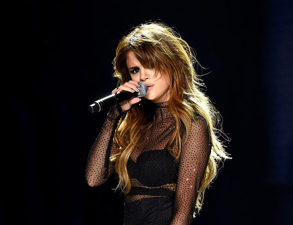 Selena Gomez「Selena Gomez, DNCE And Bahari Perform At Staples Center」:写真・画像(12)[壁紙.com]