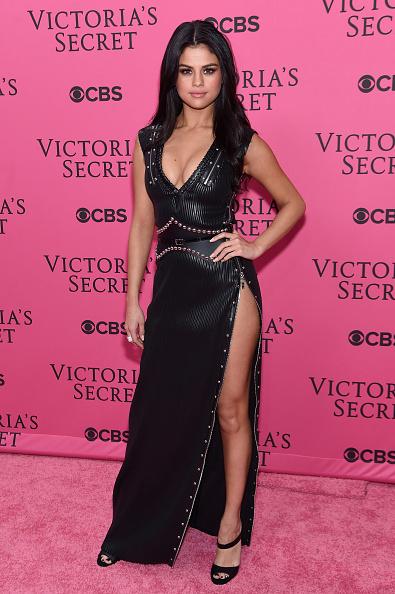 Selena Gomez「2015 Victoria's Secret Fashion Show - Front Row」:写真・画像(16)[壁紙.com]