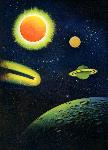 Painting - Activity「The Sun and planets」:写真・画像(19)[壁紙.com]