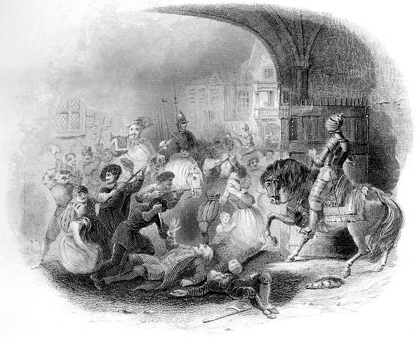 16th Century「St Bartholomews Day massacre」:写真・画像(12)[壁紙.com]