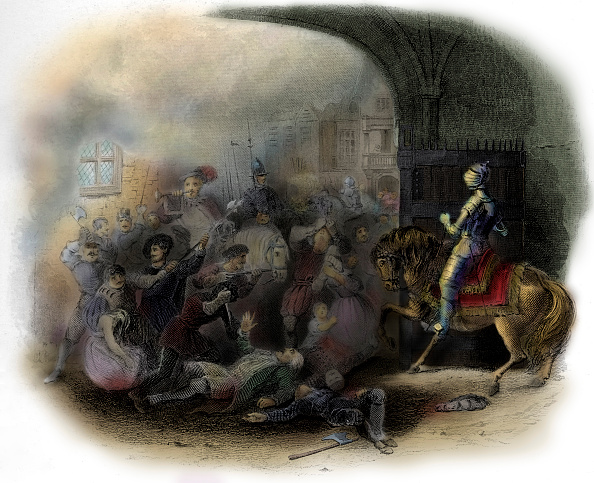 16th Century「St Bartholomews Day massacre」:写真・画像(8)[壁紙.com]
