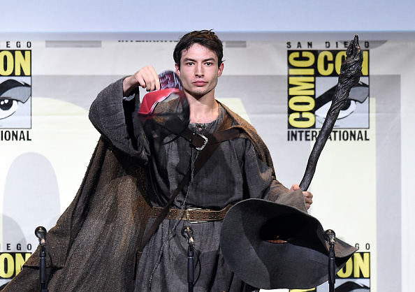 Comic con「Comic-Con International 2016 - Warner Bros. Presentation」:写真・画像(16)[壁紙.com]