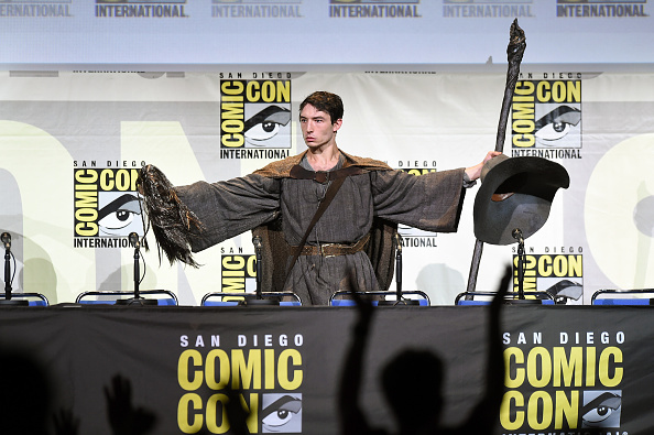 Comic con「Comic-Con International 2016 - Warner Bros. Presentation」:写真・画像(6)[壁紙.com]