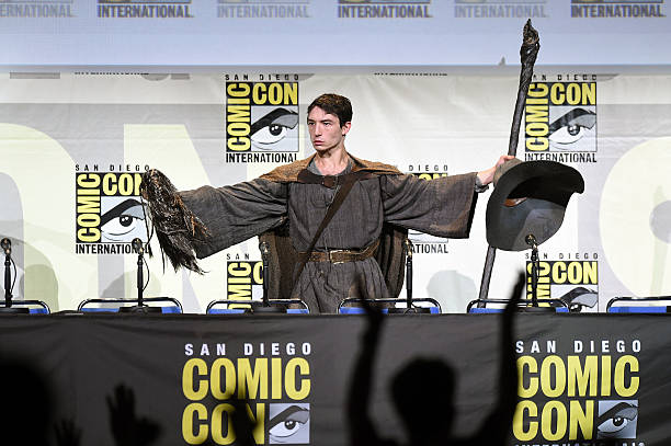 Comic-Con International 2016 - Warner Bros. Presentation:ニュース(壁紙.com)
