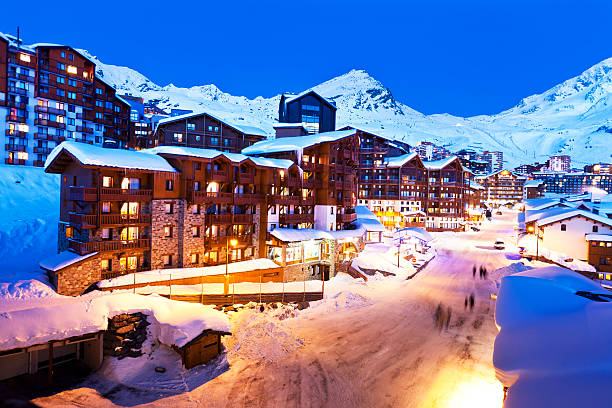 French Alps, Val Thorens:スマホ壁紙(壁紙.com)