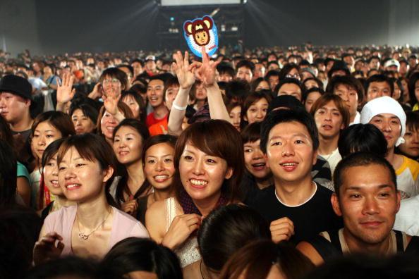 Jポップ「LIVE 8 JAPAN」:写真・画像(7)[壁紙.com]