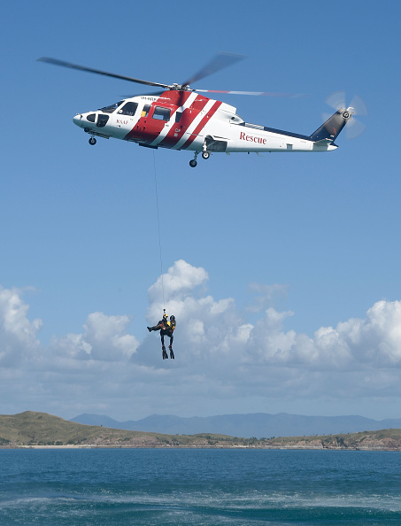 Rescue「Australian And US Air Forces Go Through Training Exercises In North Queensland」:写真・画像(14)[壁紙.com]