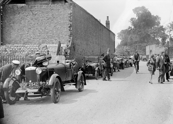 Racecar「Star 18/50 and Austin 747 cc at the North West London Motor Club Trial, 1 June 1929」:写真・画像(6)[壁紙.com]