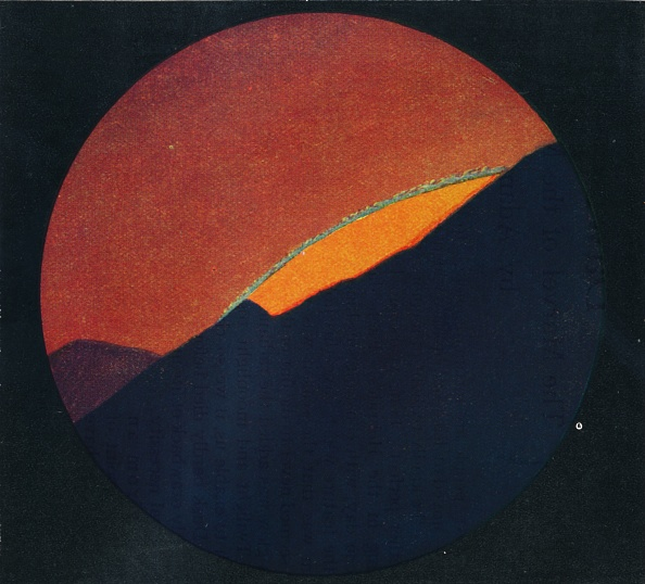 Abstract「The Green Flash At Sunset」:写真・画像(1)[壁紙.com]