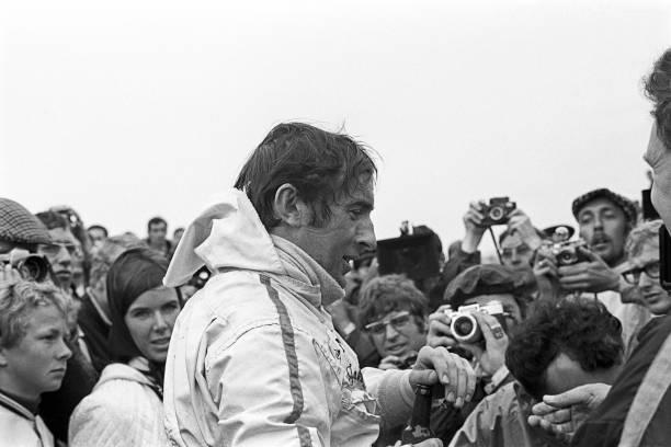 レーシングドライバー「Jackie Stewart At Grand Prix Of France」:写真・画像(16)[壁紙.com]