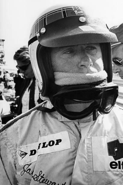 レーシングドライバー「Jackie Stewart At Grand Prix Of Italy」:写真・画像(12)[壁紙.com]