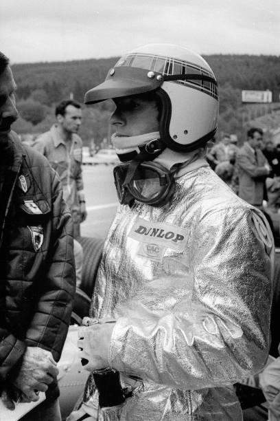 Jackie Stewart - Race Car Driver「Jackie Stewart At Grand Prix Of Belgium」:写真・画像(16)[壁紙.com]