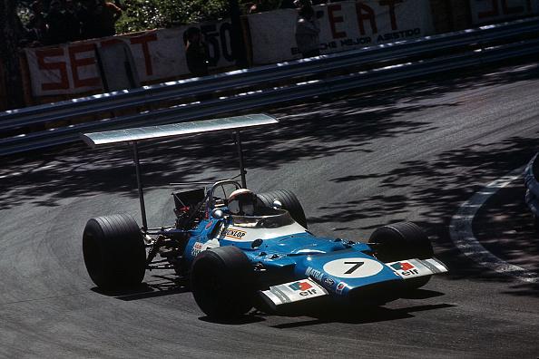 レーシングドライバー「Jackie Stewart At Grand Prix Of Spain」:写真・画像(13)[壁紙.com]
