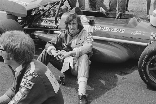 レーシングドライバー「Jackie Stewart at 1970 British Grand Prix」:写真・画像(2)[壁紙.com]