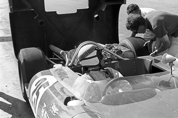 Jackie Stewart - Race Car Driver「Jackie Stewart At LA Times Grand Prix - Riverside」:写真・画像(19)[壁紙.com]