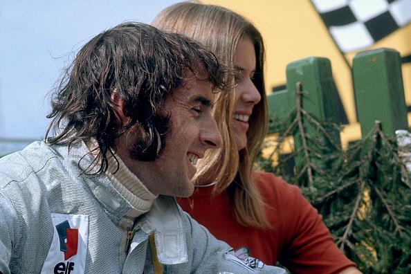 レーシングドライバー「Jackie & Helen Stewart At Grand Prix Of Germany」:写真・画像(9)[壁紙.com]