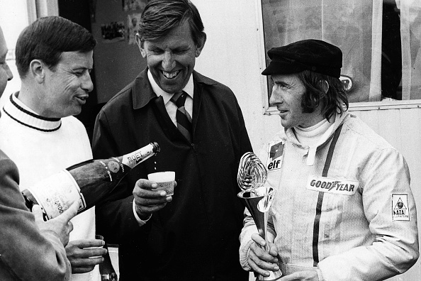 レーシングドライバー「Stewart & Others At Grand Prix Of Great Britain」:写真・画像(17)[壁紙.com]