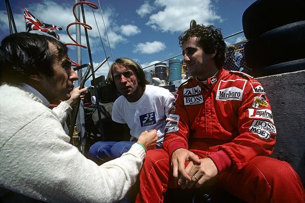 レーシングドライバー「Stewart & Others At Grand Prix Of Canada」:写真・画像(17)[壁紙.com]
