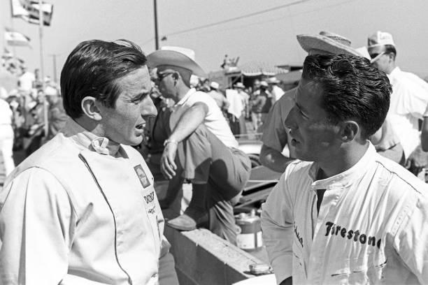 レーシングドライバー「Stewart & Andretti At LA Times Grand Prix - Riverside」:写真・画像(18)[壁紙.com]