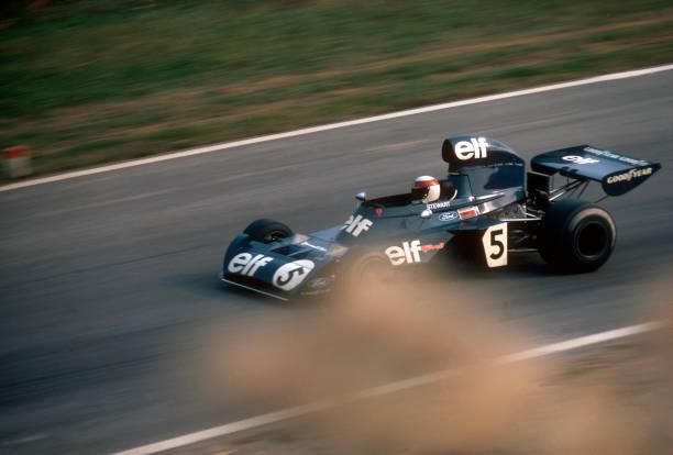 レーシングドライバー「Jackie Stewart At Grand Prix Of Austria」:写真・画像(16)[壁紙.com]
