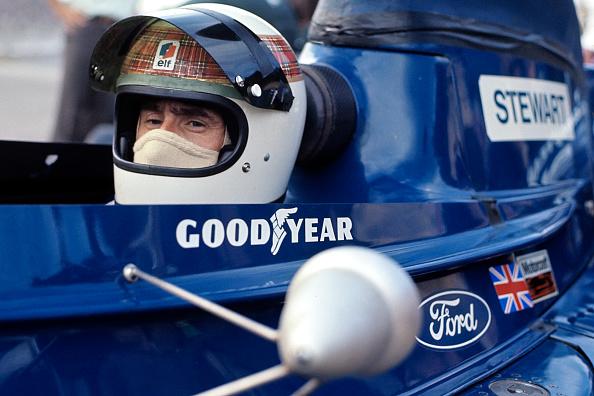 Jackie Stewart - Race Car Driver「Jackie Stewart At Grand Prix Of Brazil」:写真・画像(7)[壁紙.com]