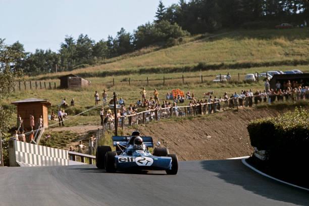 レーシングドライバー「Jackie Stewart At Grand Prix Of Germany」:写真・画像(14)[壁紙.com]