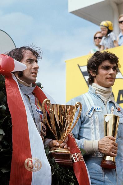 レーシングドライバー「Stewart & Cevert At Grand Prix Of Germany」:写真・画像(11)[壁紙.com]
