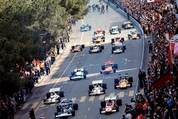 Formula One Racing「Jackie Stewart, Jacky Ickx, Jo Siffert, Pedro Rodriguez, Denny Hulme, Jean-Pierre Beltoise, Ronnie Peterson, Grand Prix Of Monaco」:写真・画像(19)[壁紙.com]