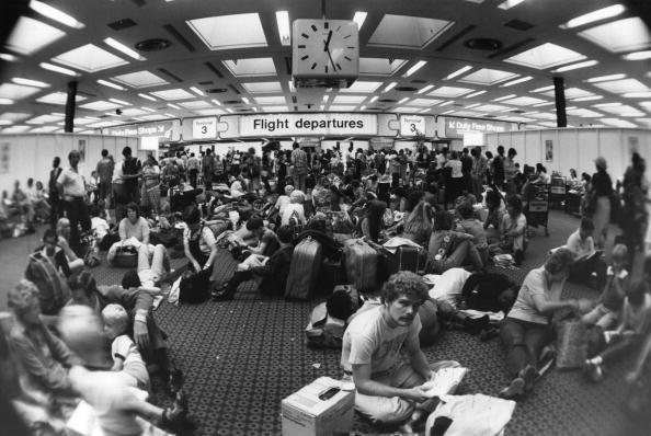 Strike - Protest Action「Airport Queues」:写真・画像(16)[壁紙.com]