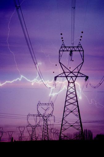 Electricity Pylon「Electricity」:スマホ壁紙(14)