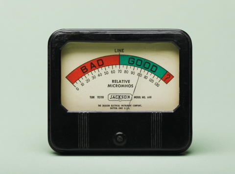 Gauge「Electricity Meter」:スマホ壁紙(10)