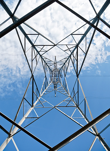 Electricity Pylon「Electricity Pylon from Below」:スマホ壁紙(13)