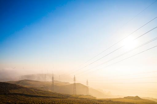Electricity Pylon「Electricity pylon」:スマホ壁紙(12)