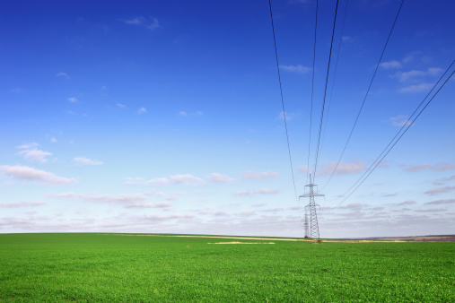 Electricity Pylon「Electricity Pylon」:スマホ壁紙(1)