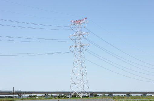 Electricity Pylon「Electricity pylon」:スマホ壁紙(13)