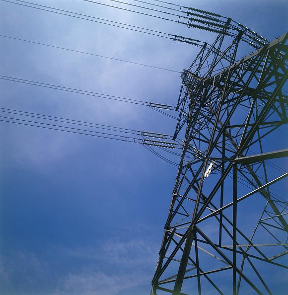 Communication「Electricity pylon.」:写真・画像(15)[壁紙.com]