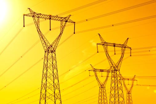 Electricity Pylon「Electricity pylon」:スマホ壁紙(6)
