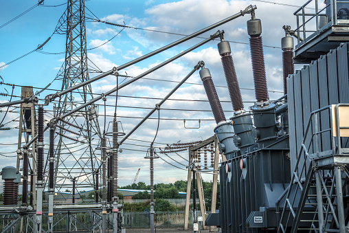 Cable「Electricity generating substation」:スマホ壁紙(16)