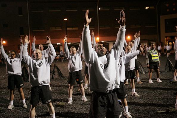 Dawn「Army Recruits Train At Fort Jackson」:写真・画像(18)[壁紙.com]