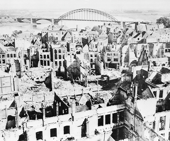Netherlands「Ruined Nijmegen」:写真・画像(9)[壁紙.com]