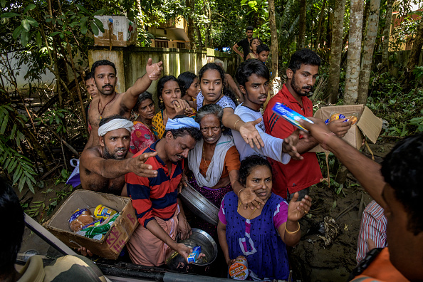 Atul Loke「Floods Hit Southern Indian State of Kerala」:写真・画像(17)[壁紙.com]