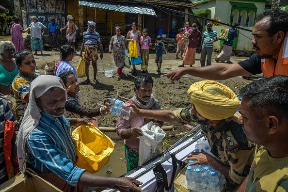 Atul Loke「Floods Hit Southern Indian State of Kerala」:写真・画像(8)[壁紙.com]