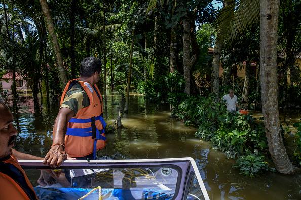 Atul Loke「Floods Hit Southern Indian State of Kerala」:写真・画像(13)[壁紙.com]