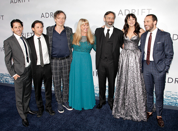 "Film Premiere「Premiere Of STX Films' ""Adrift"" - Arrivals」:写真・画像(17)[壁紙.com]"