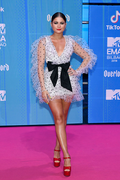 MTV Europe Music Awards「MTV EMAs 2018 - Red Carpet Arrivals」:写真・画像(16)[壁紙.com]