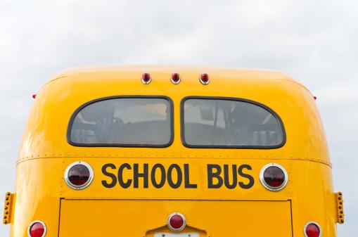 Bus「Old School Bus」:スマホ壁紙(6)