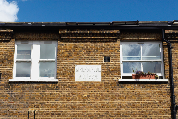 Sunny「Old school building converted to housing, Peckham, South London, UK」:写真・画像(14)[壁紙.com]