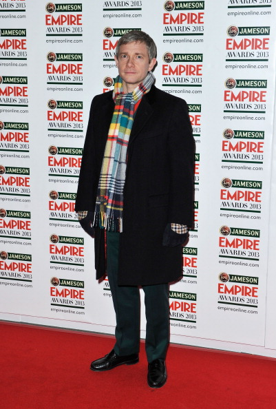 Black Coat「Jameson Empire Awards 2013 Arrivals」:写真・画像(18)[壁紙.com]